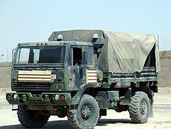 All army vehicles needs tough o-rings and seals