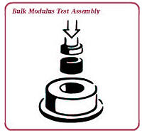 bulk modulus test assembly