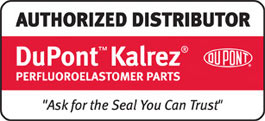 PSP is a DuPont Authorized Distributor for Kalrez o-rings and seals