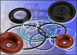 Kalrez Spectrum 7075 for chemical processing industry and other severe sealing applications